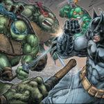 Strip krosoveri: Batman i Teenage Mutant Ninja Turtles