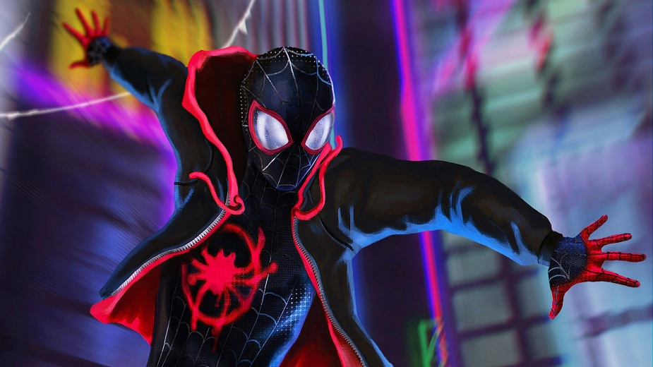 into the spider-verse stripblog