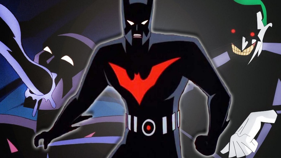 batman beyond stripblog