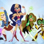Trailer za reboot CN animirane serije DC Super Hero Girls
