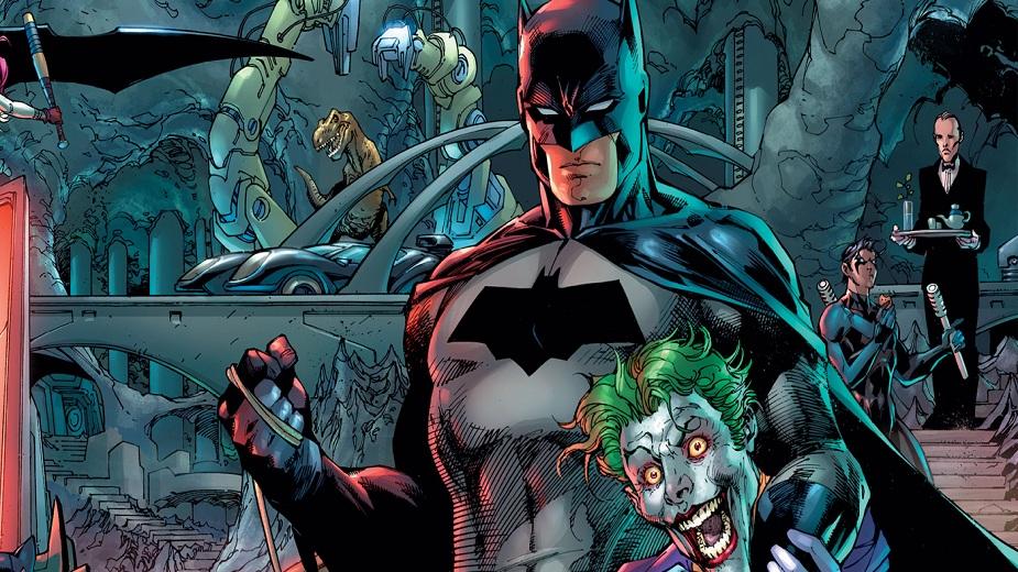 Detective Comics #1000 strip blog