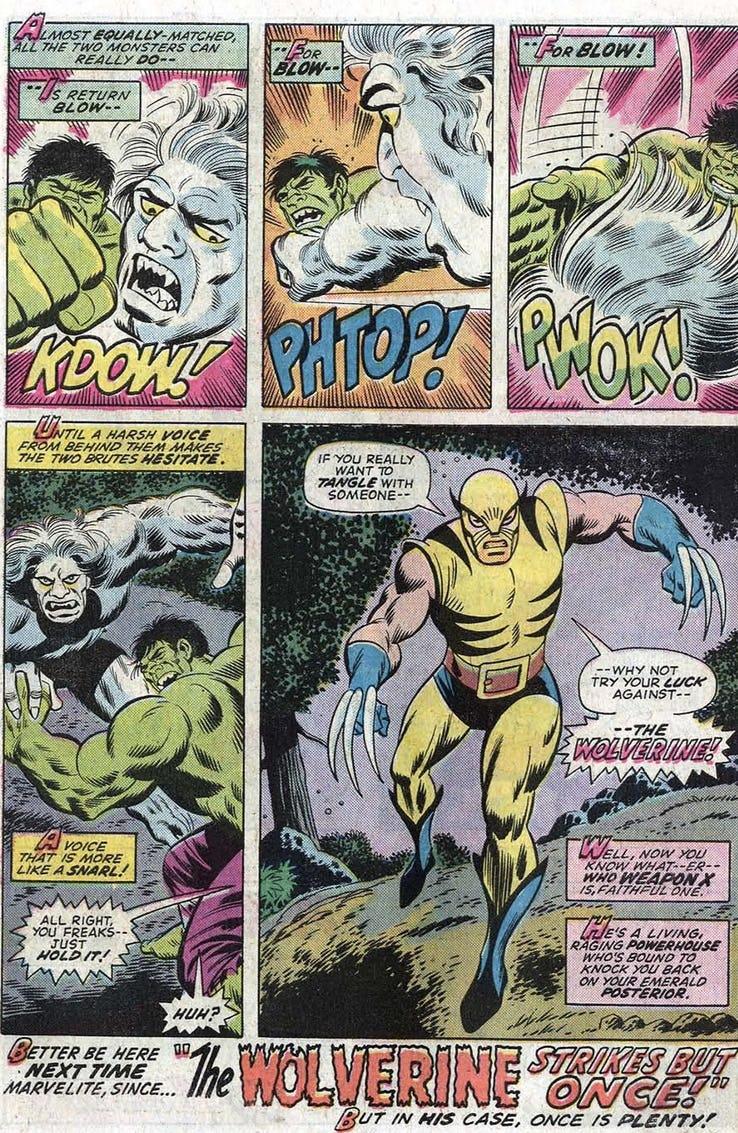 vulverin hulk strip blog