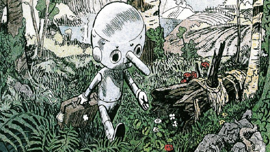 Pinokio - Vinšlus bajku pretvara u tragikomičnu perverziju strip blog