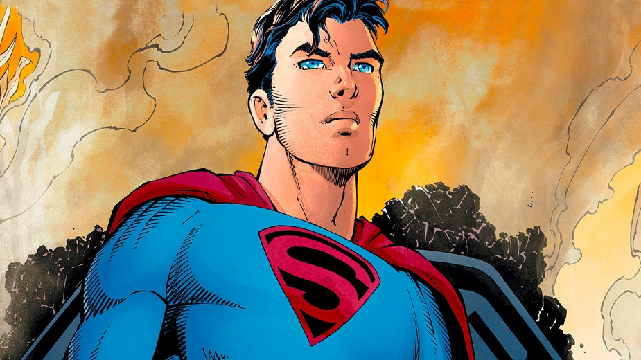 Zavirite u novi strip Milera i Romite - Supermen: Godina Prva strip blog