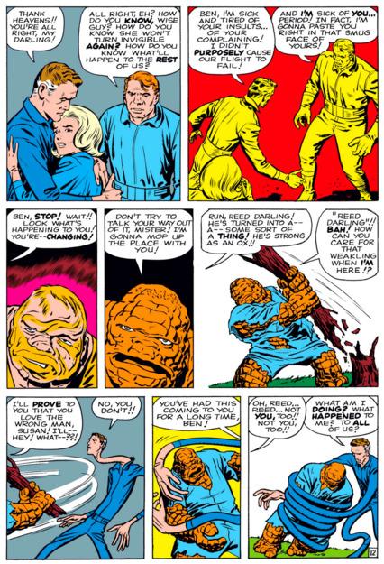 100 najuticajnijih stranica američkog stripa, stranice 26-30 strip blog