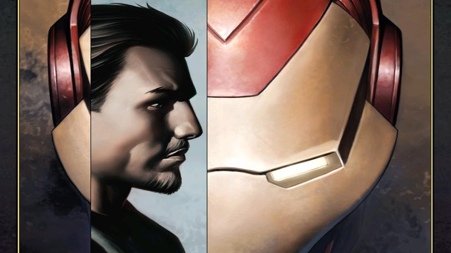 Ajron Men Ekstremis: Toni Stark je pravi čovek sutrašnjice! strip blog